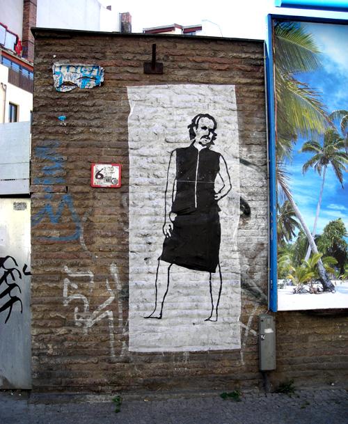 berlin stencil